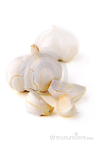 Free Garlic Royalty Free Stock Photography - 3733307