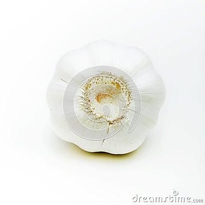 Free Garlic Closeup Royalty Free Stock Photos - 2640038