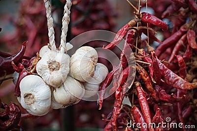Garlic & Pepper