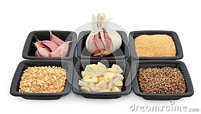 Garlic Selection