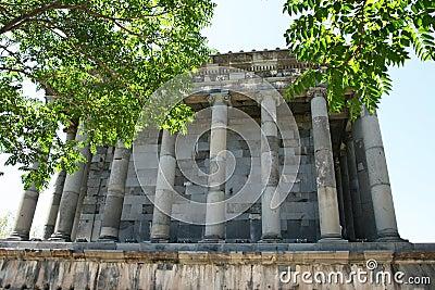 Garni寺庙