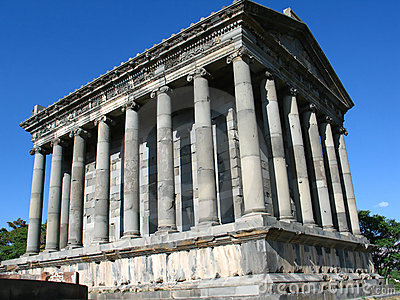Garni temple,armenia