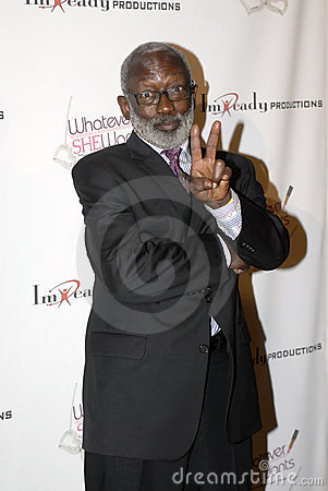 Garrett Morris appearing Editorial Image