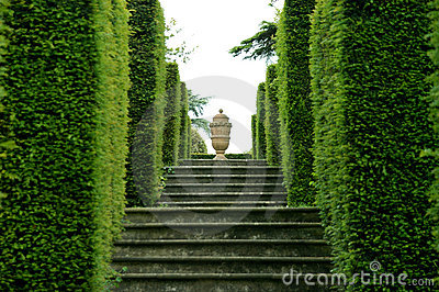 Garten-Urne