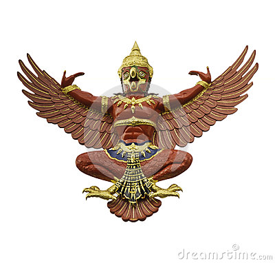 The Garuda.