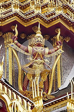 Garuda at Grand Palace Thailand