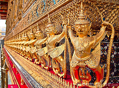 The garuda @ Wat Phra Kaew