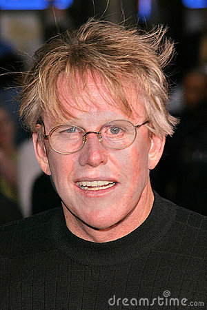 Gary Busey Editorial Stock Photo