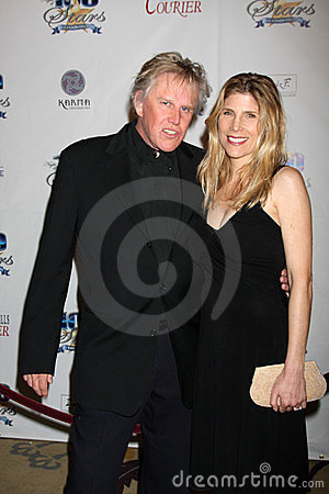Gary Busey Editorial Image