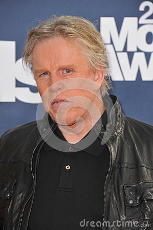 Gary Busey Immagine Editoriale