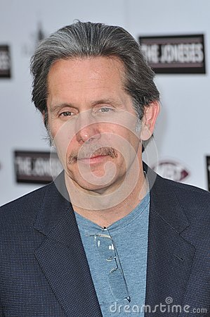 Gary Cole Editorial Stock Image