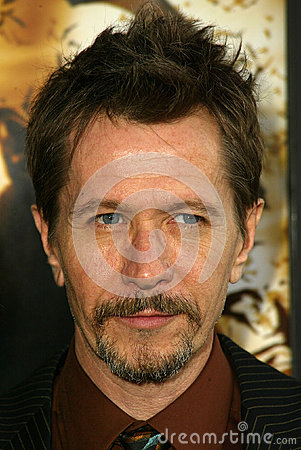 Gary Oldman Editorial Stock Image