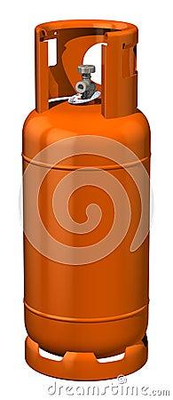 Free Gas Bottle Stock Photo - 1778580