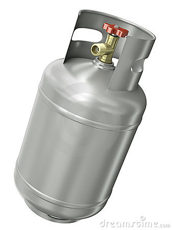 Free Gas Container Stock Images - 22011894