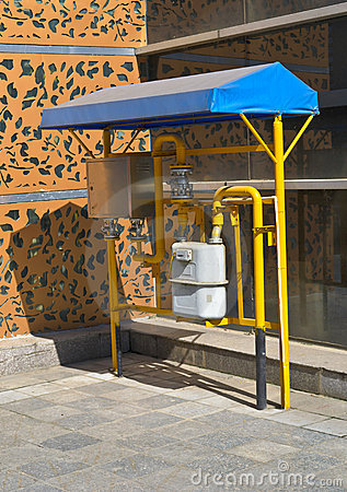 Gas facilities