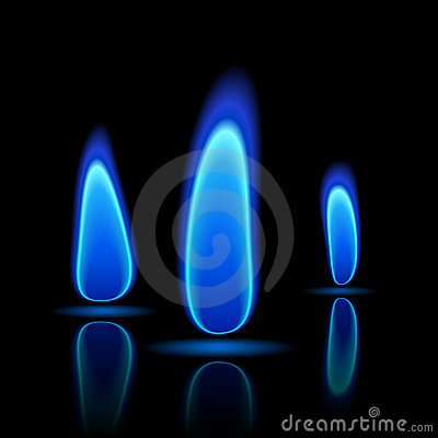 Free Gas Flame Stock Photos - 11525133