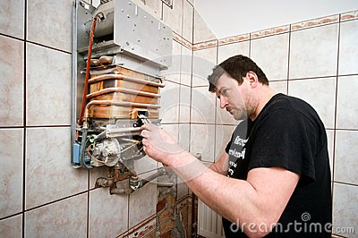 Gas furnace regulation