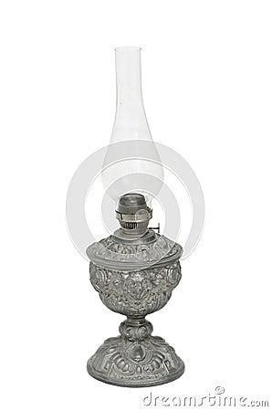 petrol lamp