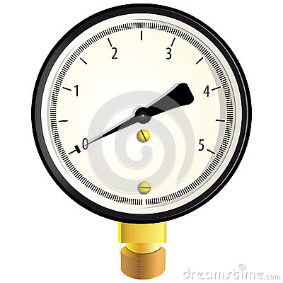 Gas manometer
