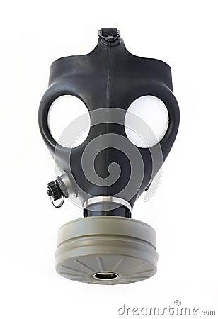 Free Gas Mask Royalty Free Stock Photo - 15966405