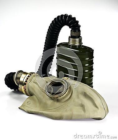 Free Gas Mask Stock Photos - 18191573