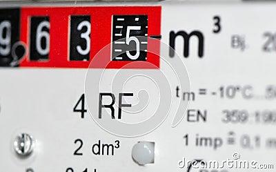 Gas Meter (Europe)