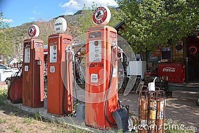 Gas Museum Editorial Image