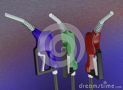 Gas nozle 3d