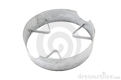 Gas oven ring shield