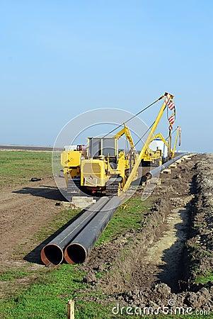 Free Gas Pipeline Royalty Free Stock Photos - 7108578