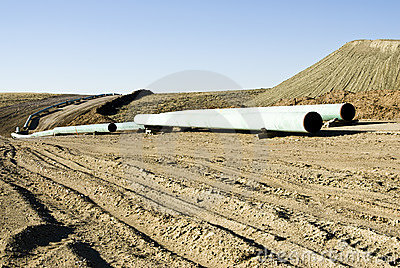 Gas Pipeline Construction