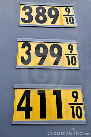 Gas Prices