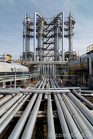 Free Gas-processing Industry Stock Photos - 10747223