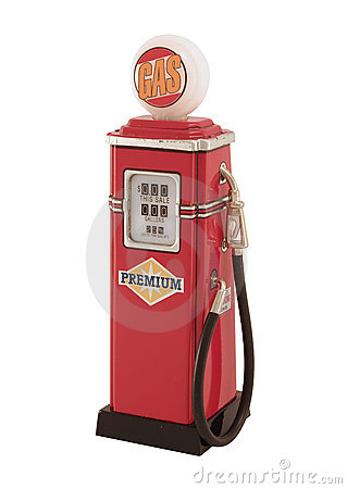 Free Gas Pump Royalty Free Stock Photo - 2252335