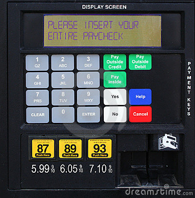 gas pump prices. GAS PUMP PRICES (click image