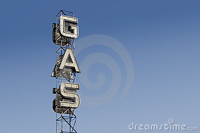 Gas Sign 3