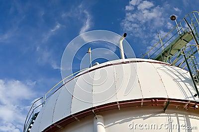 Gas sphere  tank