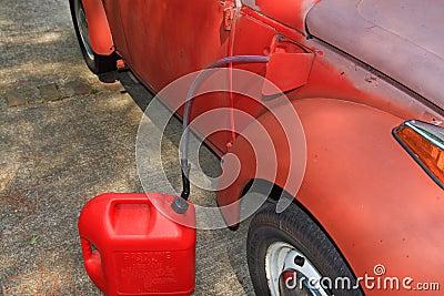 Gas Theft