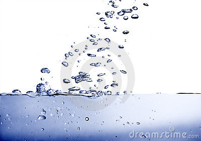 Royalty Free Stock Photos: Gaseous water