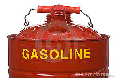 Gasoline Can.