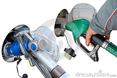 Gasoline or LPG - or expenditure savings