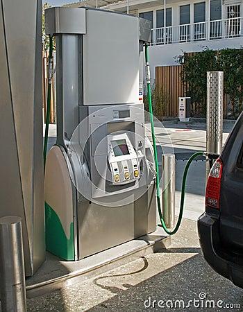 Free Gasoline Nozzle Stock Photo - 2239350