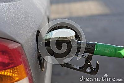 Gasoline refueling