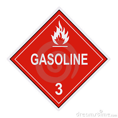 Flammable Liquid Signs