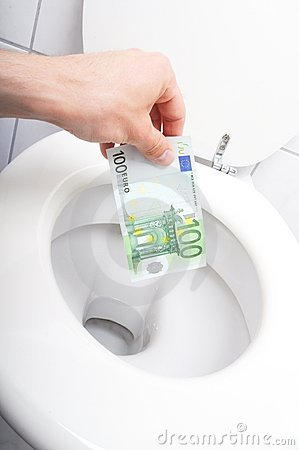 Gaspillage d argent