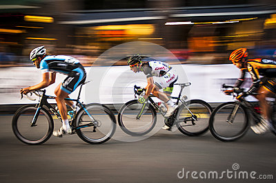 Gastown Grand Prix 2013 Cycling Race Editorial Image