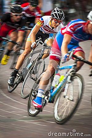 Gastown Grand Prix 2013 Cycling Race Editorial Photo