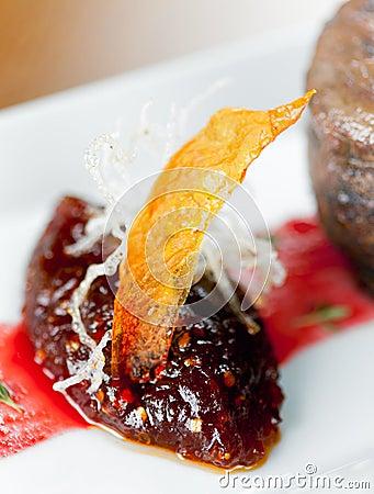 Gastronomische mosterdsaus