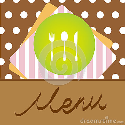 Gaststättemenü-Konzeptauslegung