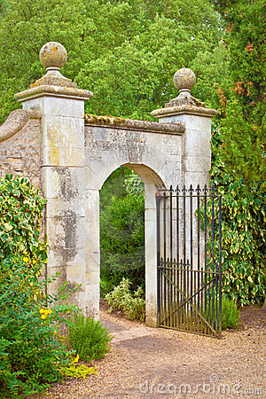 Free Gate Royalty Free Stock Photo - 21042235